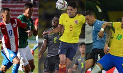 Eliminatoria: Brasil cerca de Qatar; Argentina, Ecuador y Colombia están en clasificación directa | eliminatorias-sudamericanas-catar-2022