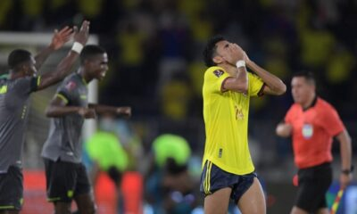 Eliminatoria: si Colombia juega el repechaje, ¿con quién le tocaría? | eliminatorias-sudamericanas-catar-2022