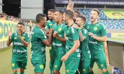 En casa, Cuiab vuelve a ganar y frena la reacción del Sport en los Nacionales de Brasil