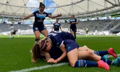 racing futbol femenino