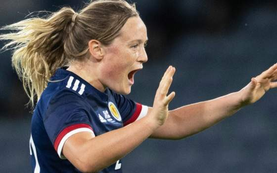 Erin Cuthbert: el deber de Escocia sigue siendo un momento de 'pellizcarme' para la delantera de 45 partidos internacionales