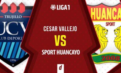 Hoy, César Vallejo vs. Huancayo EN VIVO EN DIRECTO ONLINE a través de GOLPERU y Movistar Play por Fase 2 de la Liga 1: minuto a minuto y transmisión del partido por Liga 1 | FUTBOL-PERUANO