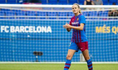 """Irene Paredes, sobre su llegada al Barça: """"Claramente he acertado"""""""