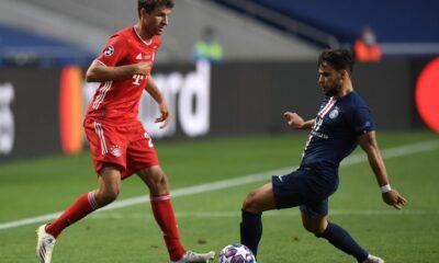 Juan Bernat vuelve a la plantilla del PSG tras más de un año lesionado