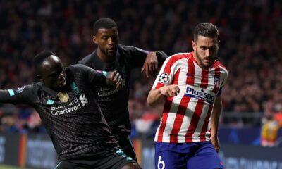 Koke advierte a sus compañeros del Atlético de Madrid que el Liverpool es el equipo a batir