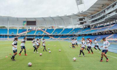 La Selección Colombia enciende motores en Cali para recibir a Chile