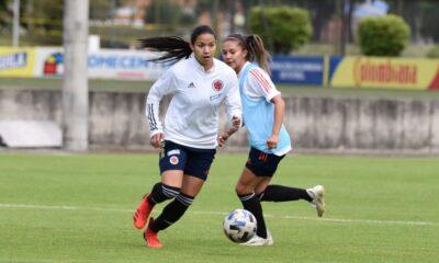 Las convocadas de la Selección Colombia femenina para el amistoso frente a Chile