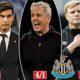 Las probabilidades de Paulo Fonseca a Newcastle caen en picado con el club para mantener conversaciones cruciales