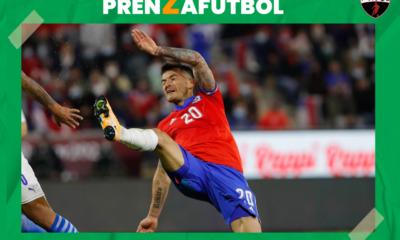 Lesión de Charles Aránguiz esfumó la alegría en la 'Roja' » Prensafútbol