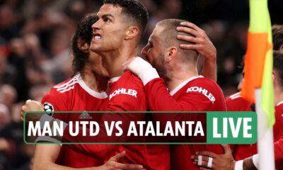 Man Utd 3 Atalanta 2 REACCIÓN EN VIVO: el cabezazo de Cristiano Ronaldo completa una remontada épica en Old Trafford