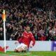 Cristiano Ronaldo fue el ganador del Manchester United en su victoria 3-2 contra Atalanta