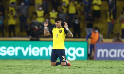 Mensaje de Piero Hincapié tras el gran empate conseguido por Ecuador en Colombia