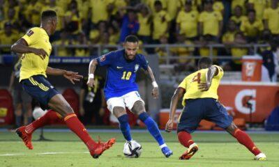 """Neymar sobre su lesión en el Mundial de 2014: """"Fue uno de los peores momentos de mi carrera""""."""