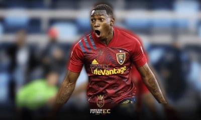 Nuevo Golazo de Anderson Julio con el Real Salt Lake por la MLS