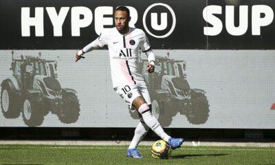 El PSG ha recibido un duro golpe con Neymar descartado para la eliminatoria de la Champions League con el Leipzig