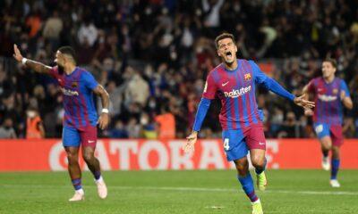 Philippe Coutinho emite respuesta a los escépticos del Barcelona