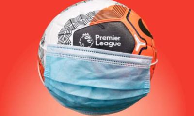 Premier League: la aceptación de los jugadores vacunados es 'brillante' - Profesor Jonathan Van-Tam