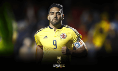 Radamel Falcao se disculpó con Alexander Domínguez