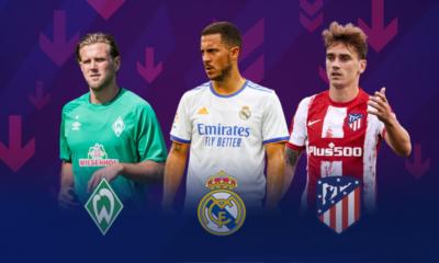 Real Madrid, uno de los equipos más devaluados en últimas actualizaciones