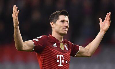 Robert Lewandowski prefiere cambiarse al Real Madrid y pedirá dejar el Bayern