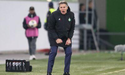 Saint-Étienne listo para despedir a Claude Puel después de un comienzo de temporada sin victorias