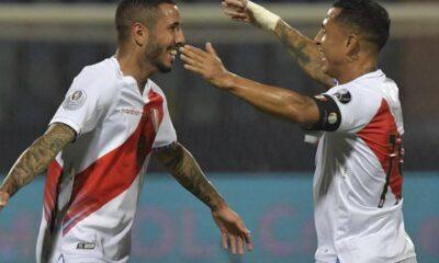 Sergio Peña apoyó a Yoshimar Yotún luego de su penal fallado: la pinchó en la Copa América patean los que se atreven | NCZD | FUTBOL-PERUANO