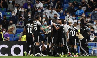 Sheriff 1-2 del Real Madrid - Goles y resumen - Champions League 21/22