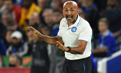 Spalletti: 'Osimhen to start on the bench in decisive Napoli game'