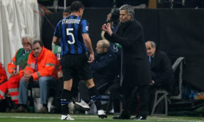 Stankovic: Mourinho literally had me up against the wall
