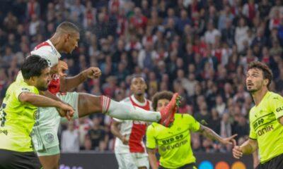 Súper líder: Ajax doblega y frena a un Borussia Dortmund que llegaba invicto en la Champions | Fútbol