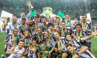 Ver el ranking de los clubes con más finales en la Copa do Brasil